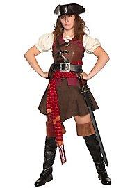 Gürtel - Pirat schwarz