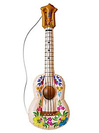 Guitare hawaïenne gonflable
