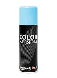 Haarspray hellblau