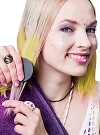 Hair Chalk yellow