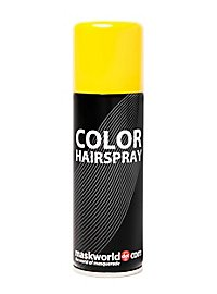 Hair Spray Yellow