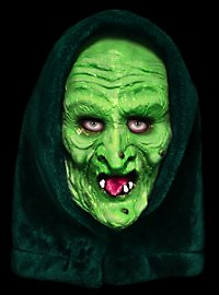 Halloween III Hexenmaske Deluxe aus Latex