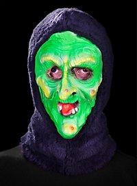 Halloween III Witch Mask made of latex