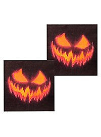 Halloween napkins 12 pieces