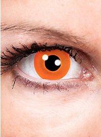 Halloween Orange Kontaktlinsen
