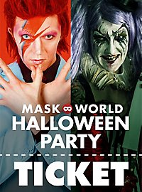 Halloween Party Ticket Berlin 2018