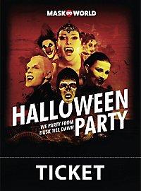 Halloween Party Ticket Berlin 2019