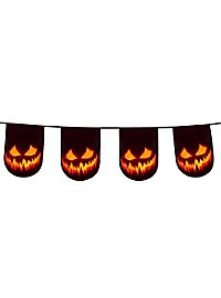 Halloween pennant chain 6 meters