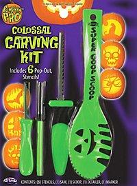 Halloween Pumpkin Starter Set green