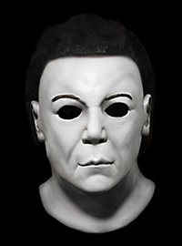 Halloween Resurrection Deluxe Michael Myers Maske aus Latex