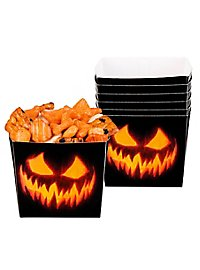 Halloween snack box 6 pieces