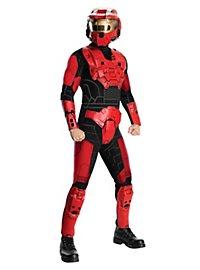 Halo Red Spartan Mark VI Deluxe Costume