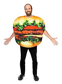 Hamburger Costume