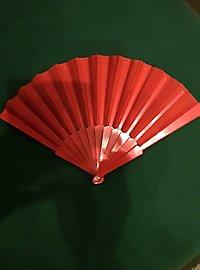 Hand Fan red