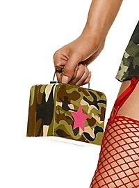 Handtasche Camouflage