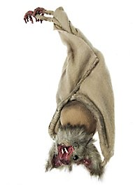 Hanging Bat large Halloween Decoration