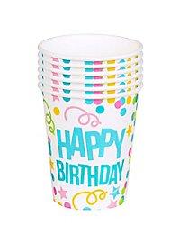 Happy Birthday Tischdeko Set