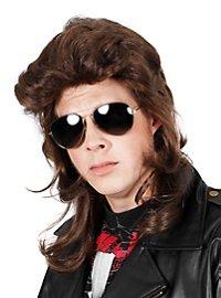 Hard Rock High Quality Wig