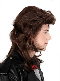 Hard Rock High Quality Wig