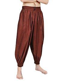 Harem pants brown
