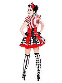 Harlekina Clown Kostüm