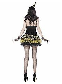 Harlequin Zombie Costume
