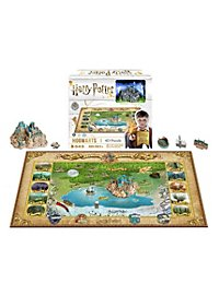 Harry Potter - 4D Mini Puzzle Hogwarts