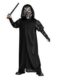 Harry Potter Death Eater Kids Costume