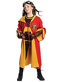 Harry Potter Gryffindor Quidditch child costume
