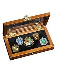 Harry Potter Hogwarts Hauswappen Anstecknadeln