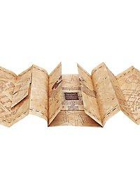 Harry Potter Karte des Rumtreibers