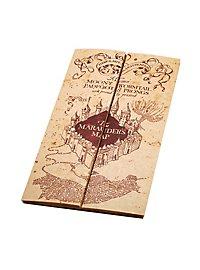 Harry Potter Karte Des Rumtreibers Tattoo.Harry Potter Marauder S Map Maskworld Com