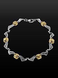 Harry Potter Quidditch Bracelet gold-plated