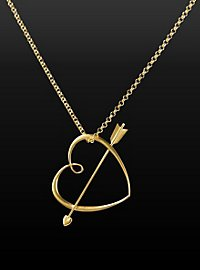 Harry Potter Ron Sweetheart Necklace