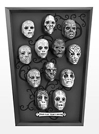Harry Potter Todesser Maskensammlung