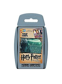 Harry Potter - Top Trumps Harry Potter und die Heiligtümer des Todes Teil 2 Kartenspiel