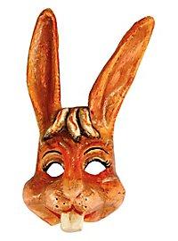 Hase - Venezianische Maske