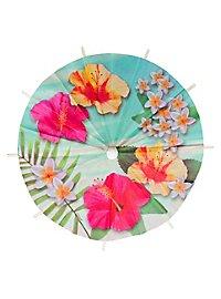 Hawaii Cocktailschirme 6 Stück