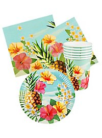 Hawaii Party Table Decoration Set