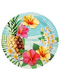 Hawaii Party Tischdeko Set