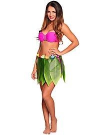 Hawaii skirt palm leaf