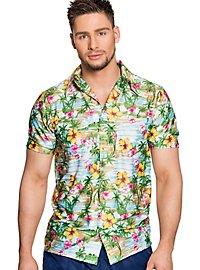 Hawaiihemd Hibiskus