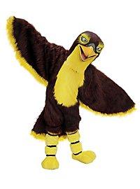 Hawk the Falcon Mascot