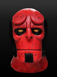 Hellboy Deluxe Latex Full Mask