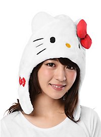 Hello Kitty Kigurumi Mütze