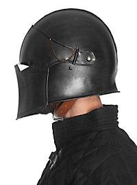 Helmet Black Warrior