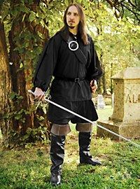 Hemd Chevalier schwarz