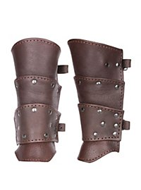 Bracers - Hero brown