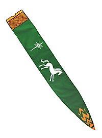 Herr der Ringe Rohirrim Flagge klassisch