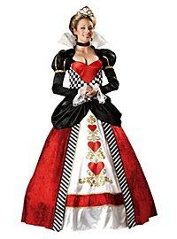Herzkönigin Deluxe Kostüm